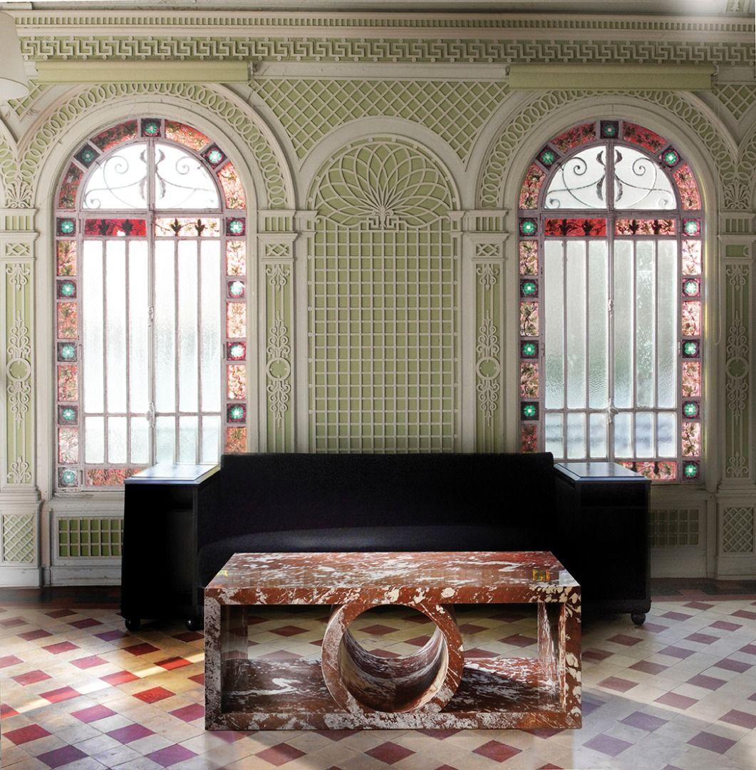 Table Basse Palais Pierre Gonalons Galerie Armel Soyer Deco Design Table Basse Pierre