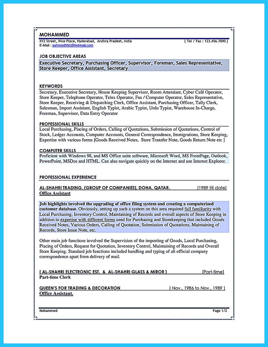 Worth Writing Assistant Buyer Resume To Make You Get The Job Make A Proposal Writing Help Writing Services