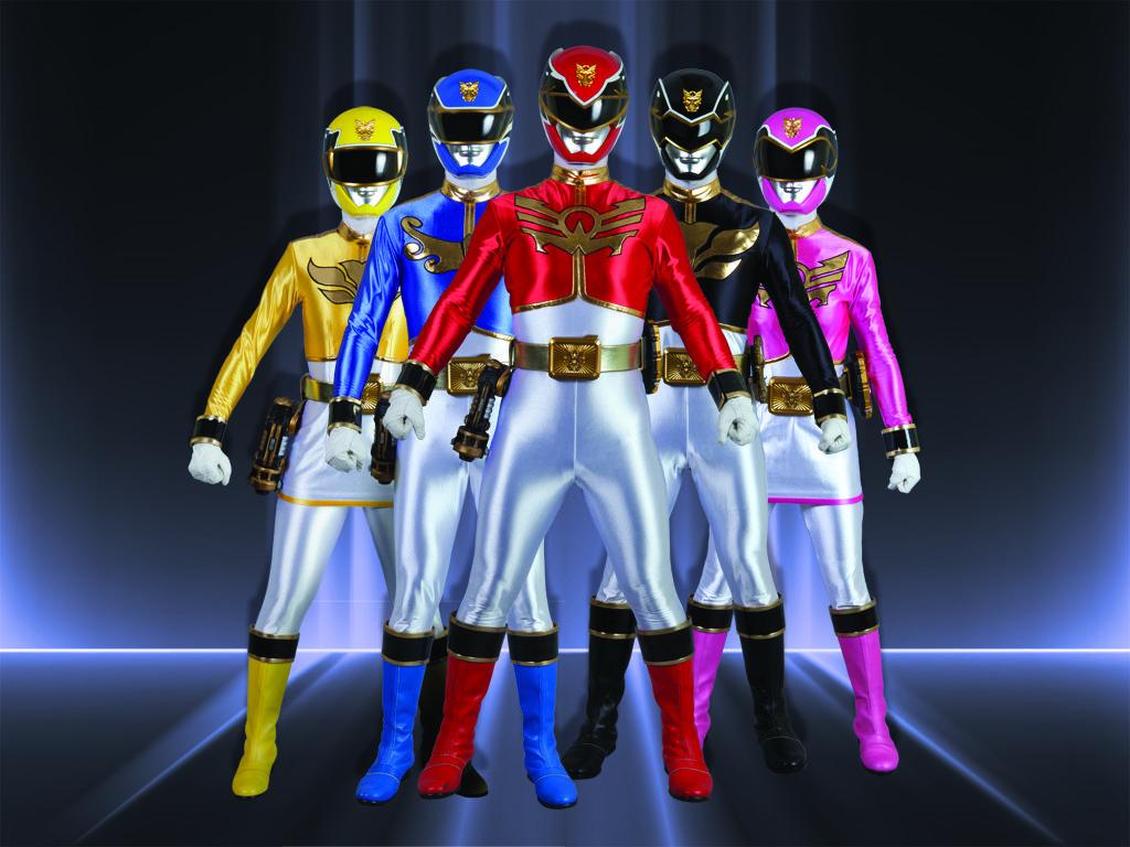 power rangers megaforce Power Rangers MegaforceDo Gosei