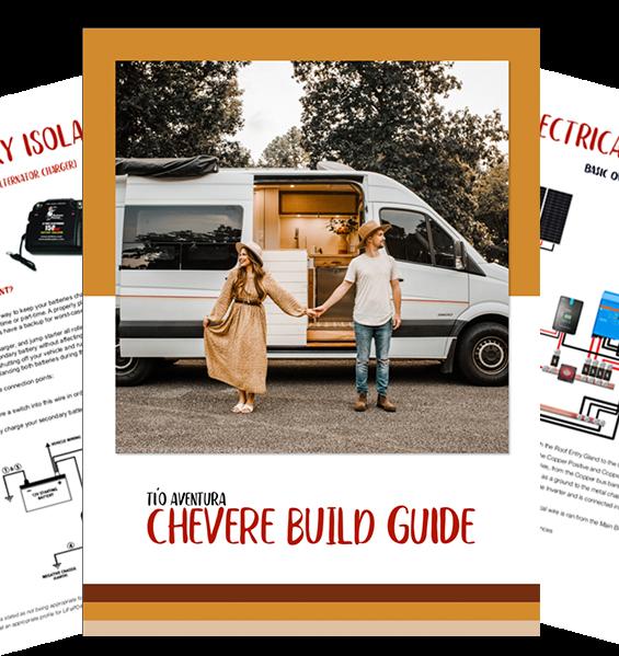 Chevere The Complete Van Build Guide Sprinter Van Electrical Wiring Diagram Sketchup Model