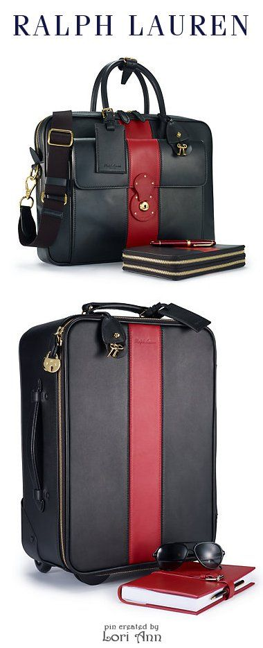 Ralph Lauren Chinese New Year Calf Briefcase   Trolley Ralph Lauren Bags, Polo  Ralph Lauren dbcce98fa3