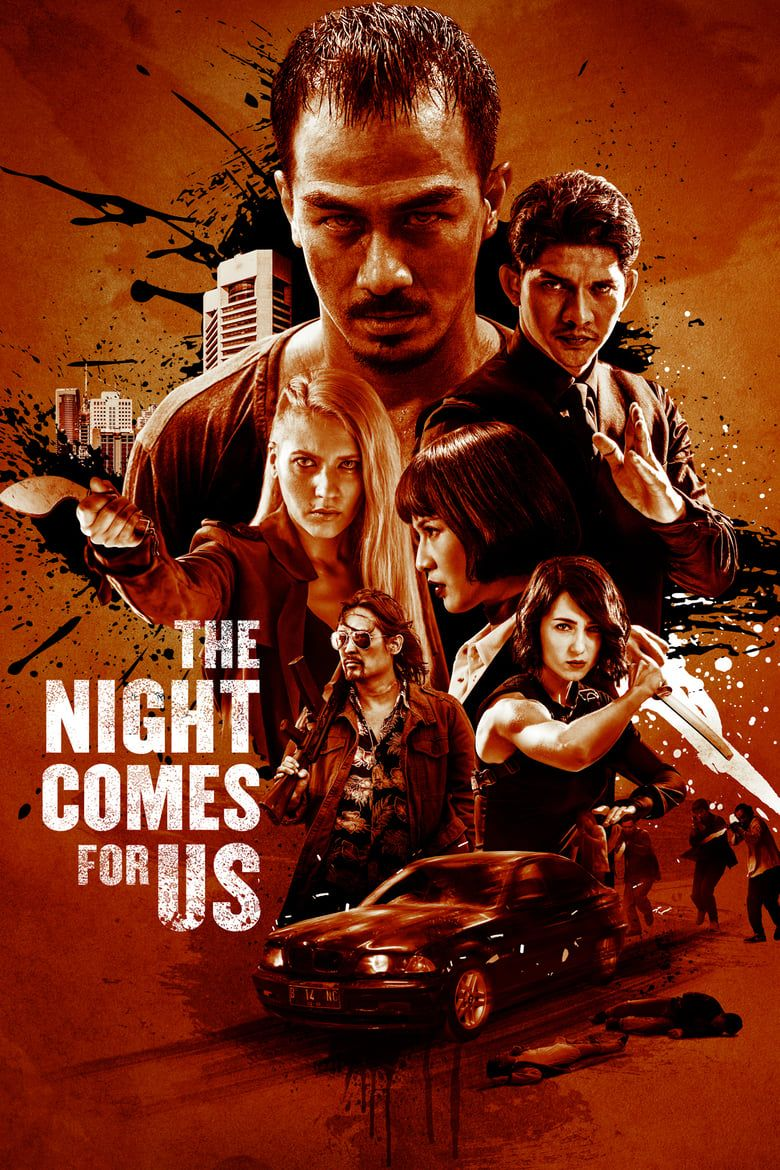 REGARDER VOIR The Night Comes for Us streaming fr hd
