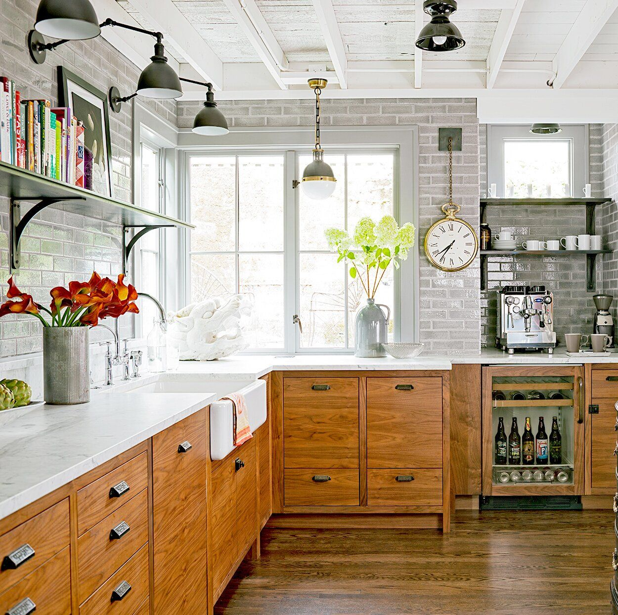 19 Budget Friendly Home Renovation Ideas For Every Room In Your House In 2020 Kitchen Ceiling Design Home Decor Kitchen Wood Kitchen Cabinets