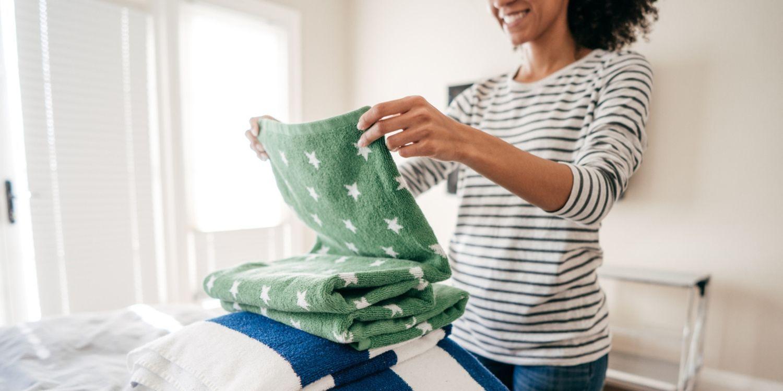7x zó blijven je handdoeken heerlijk zacht zonder