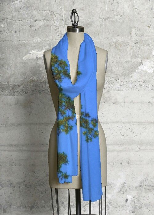 Modal Scarf - Sky Beauty 1 by VIDA VIDA