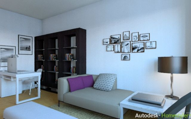 2 Room HDB BTO Flat for Singles at Rivervale Walk design by the founder of this magazine