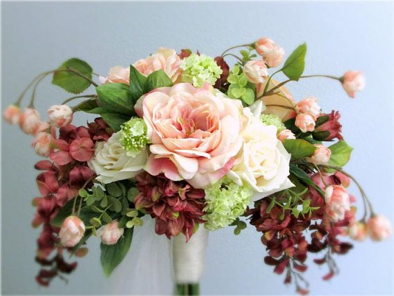 Adored bouquet blush pink dusty rose cream light lime green adored bouquet blush pink dusty rose cream light lime green silk flower mightylinksfo Images