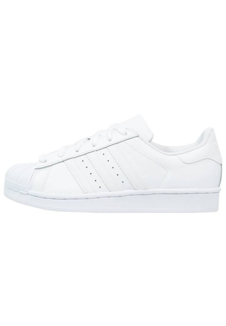 Zalando white FOUNDATION SUPERSTAR Baskets basses qwBInz1