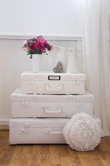 Idee fai da te per arredare la camera da letto in stile shabby chic