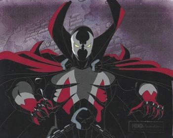 Spawn Animated Series Spawn Comics Image Comics Spawn