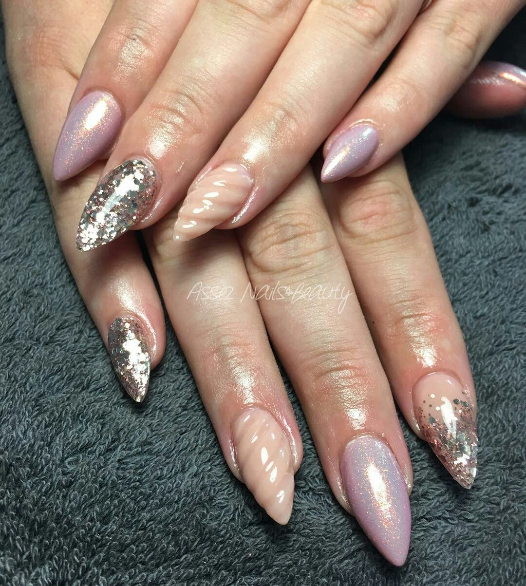 Pin von Erica Concepcion auf Nails (how to\'s & looks) | Pinterest ...
