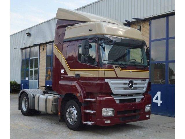 Mercedes Garage Roermond : Mercedes benz tractor units from heerlen roermond sittard