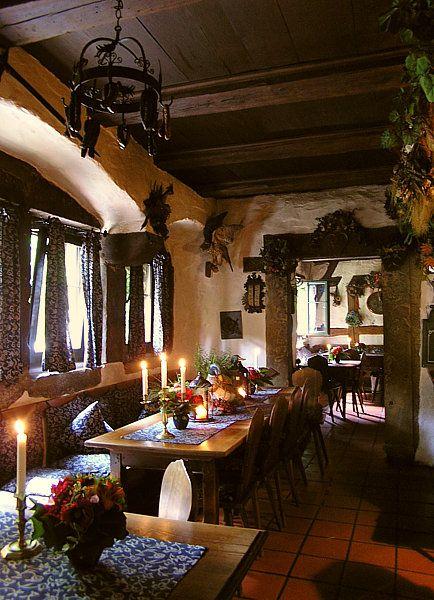 Restaurant Altfrankische Weinstube Rothenburg Ob Der Tauber Weinstuben Restaurant Hotel