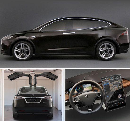 4 Reasons To Love The New Tesla Model X And 1 Reason You Won T Luxusautos Tesla Fahrzeuge