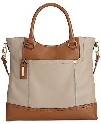 Tignanello Smooth Operator Leather Per Tote Bags Handbags Accessories Macy S
