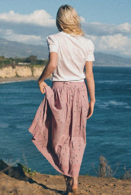 Lily Ashwell - Dustbowl Skirt