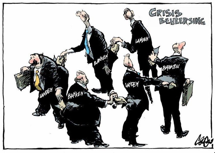 Jos Collignon, winnaar Press Cartoon Europe (archief A2iC_be_6828)