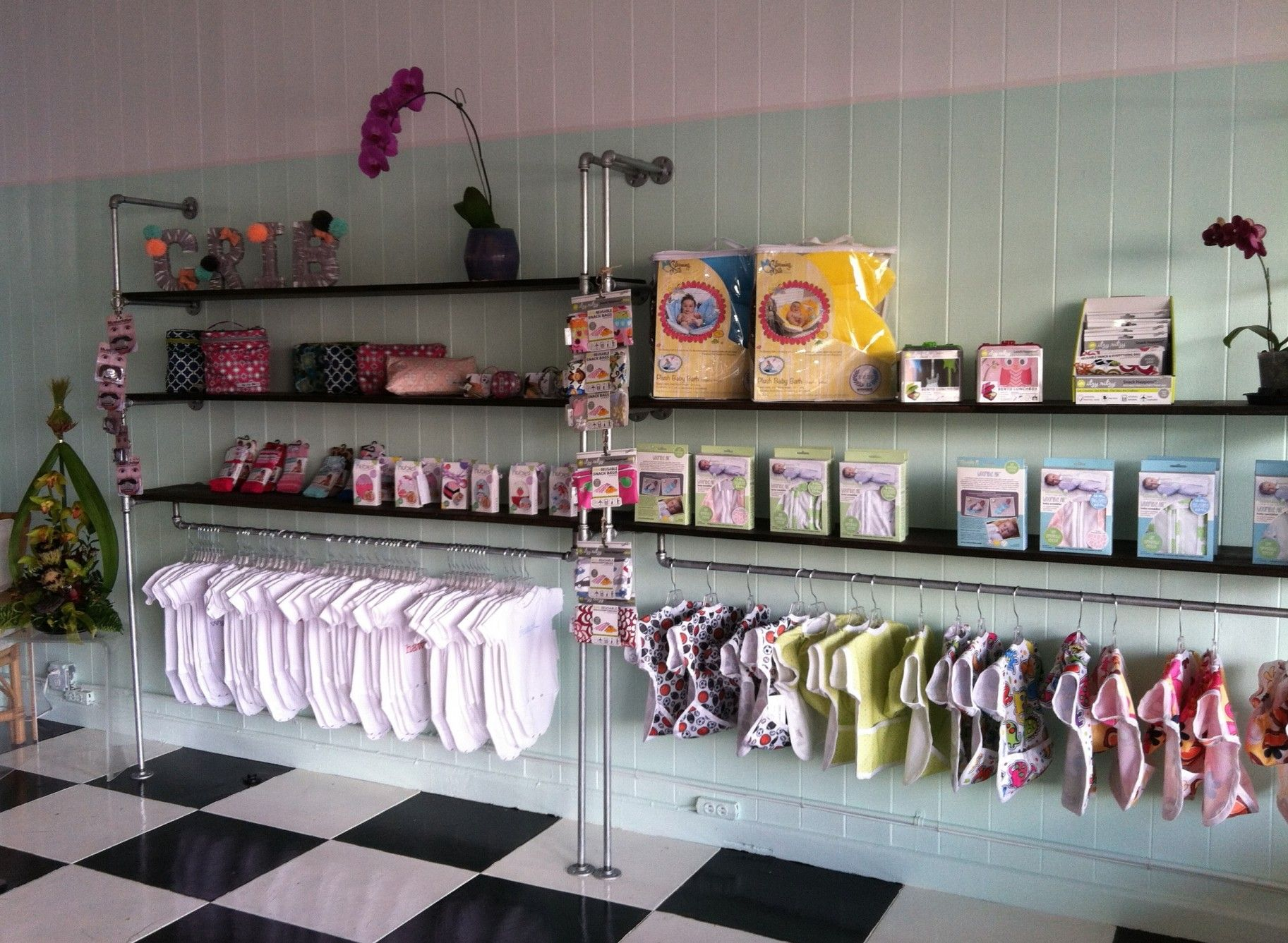 Childrenu0027s Consignment Shops | Crib, A Specialty Childrenu0027s Boutique And  Consignment Store, Recently . Gift Shop InteriorsStore ...