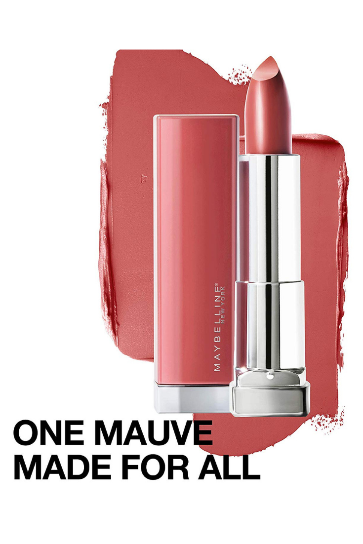 Maybelline Color Sensational Made For All Nude Lipstick 373 Mauve