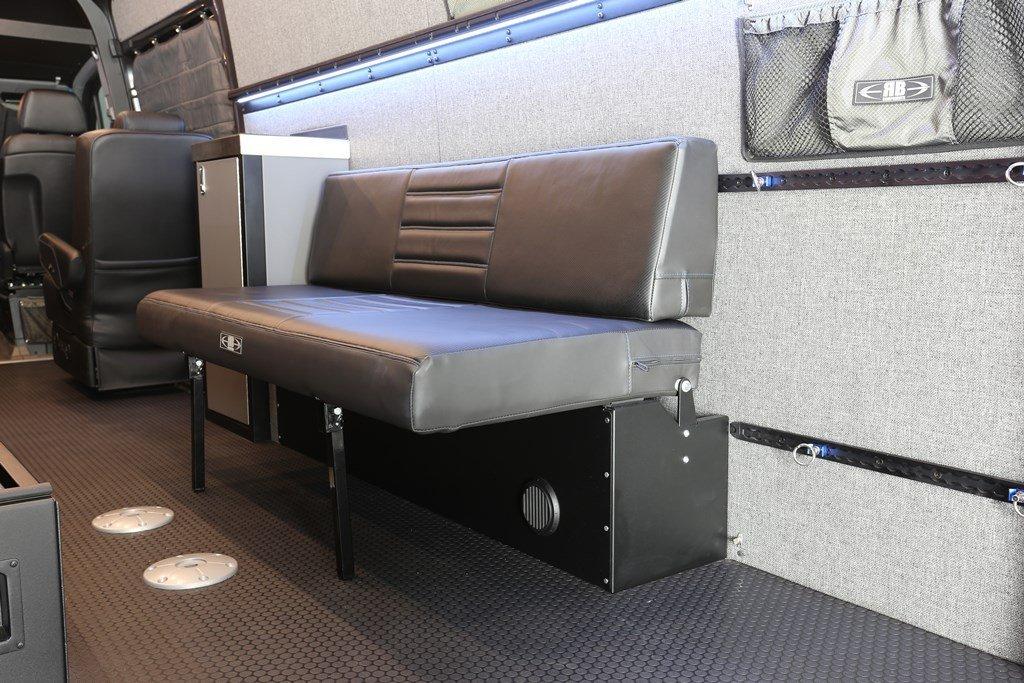 Limited Edition 76 Folding sofa, Sofa bench, Adirondack