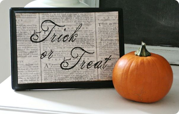Under $10 Under 1 Hour Halloween craft Fall Pinterest Easy - halloween crafts decorations