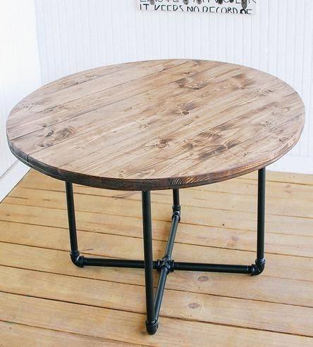 Give Your Coffee Cups And Art Books A New Home With This Rustic Coffee Table .