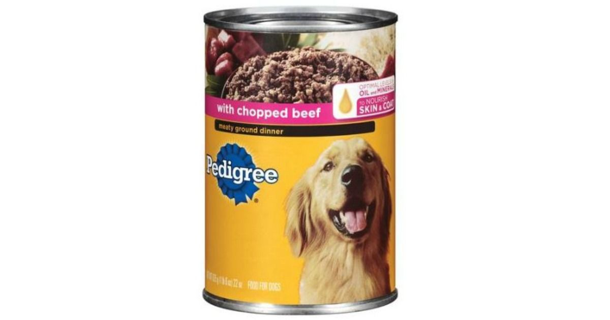 Free Pedigree Wet Dog Food At Kmart Dog Food Recipes Canned Dog