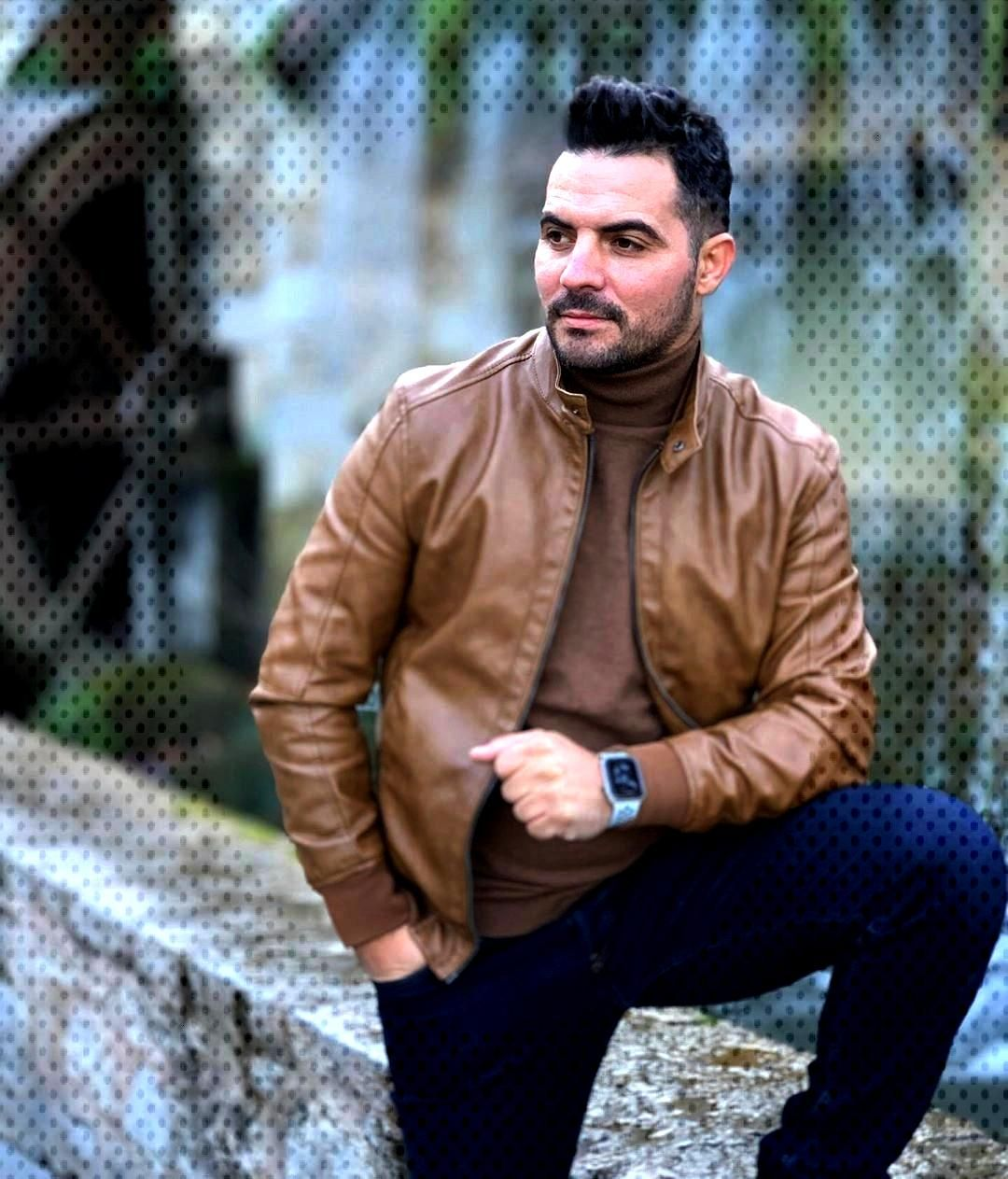 New Spring Black Army green Bomber Jacket Men Streetwear leisure Slim Fit Pilot Bomber Jac