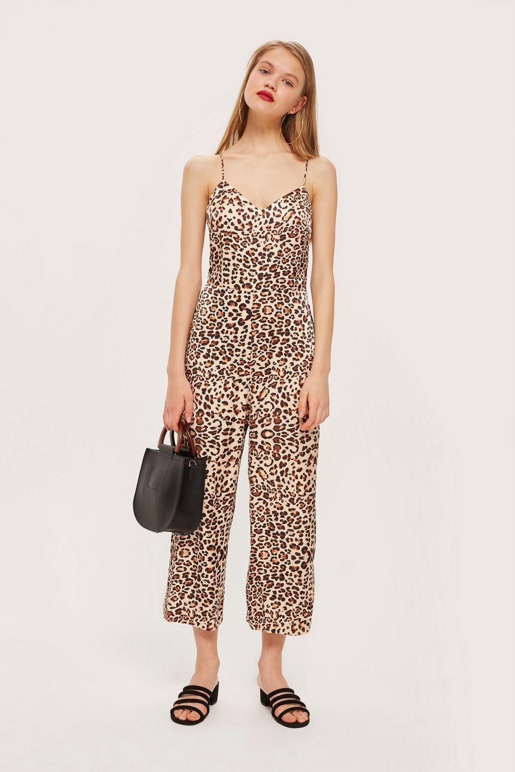 251802b060d3 Animal Print Jumpsuit - New In Fashion - New In