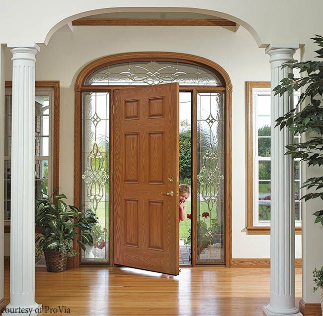 Entry Doors Create First Impressions
