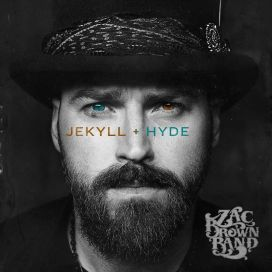 Jekyll Hyde Lp Zac Brown Band Brown Band