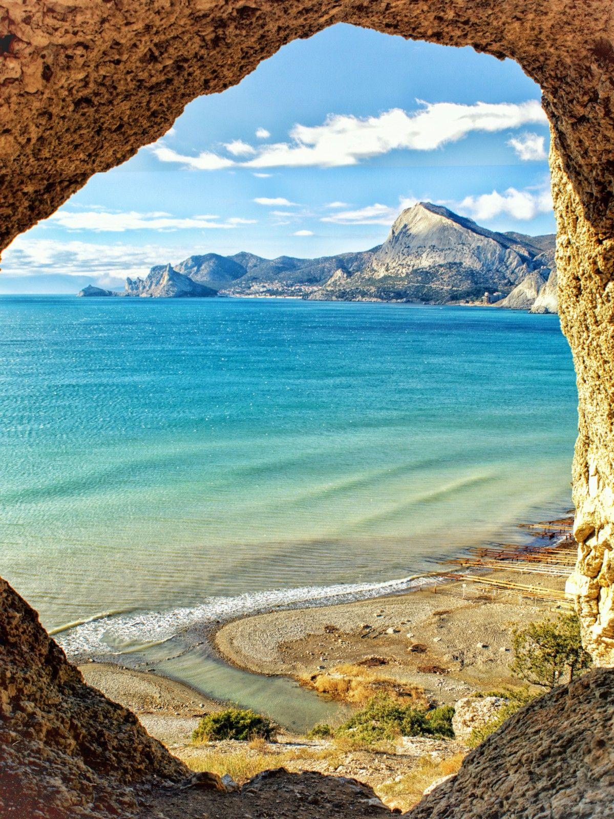 звезда красивые места на море в россии фото или кумушки самовара