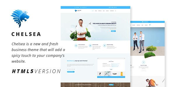 Chelsea multi purpose business html5 template chelsea multi chelsea multi purpose business html5 template chelsea multi purpose business html5 friedricerecipe Choice Image
