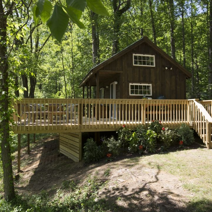 River Cabin Tiny House In Tennessee Tiny House Nation