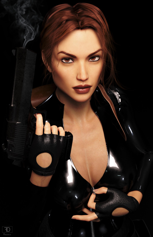 Tomb Raider Journeys 1 Cover By Fredelsstuff On Deviantart Filmes