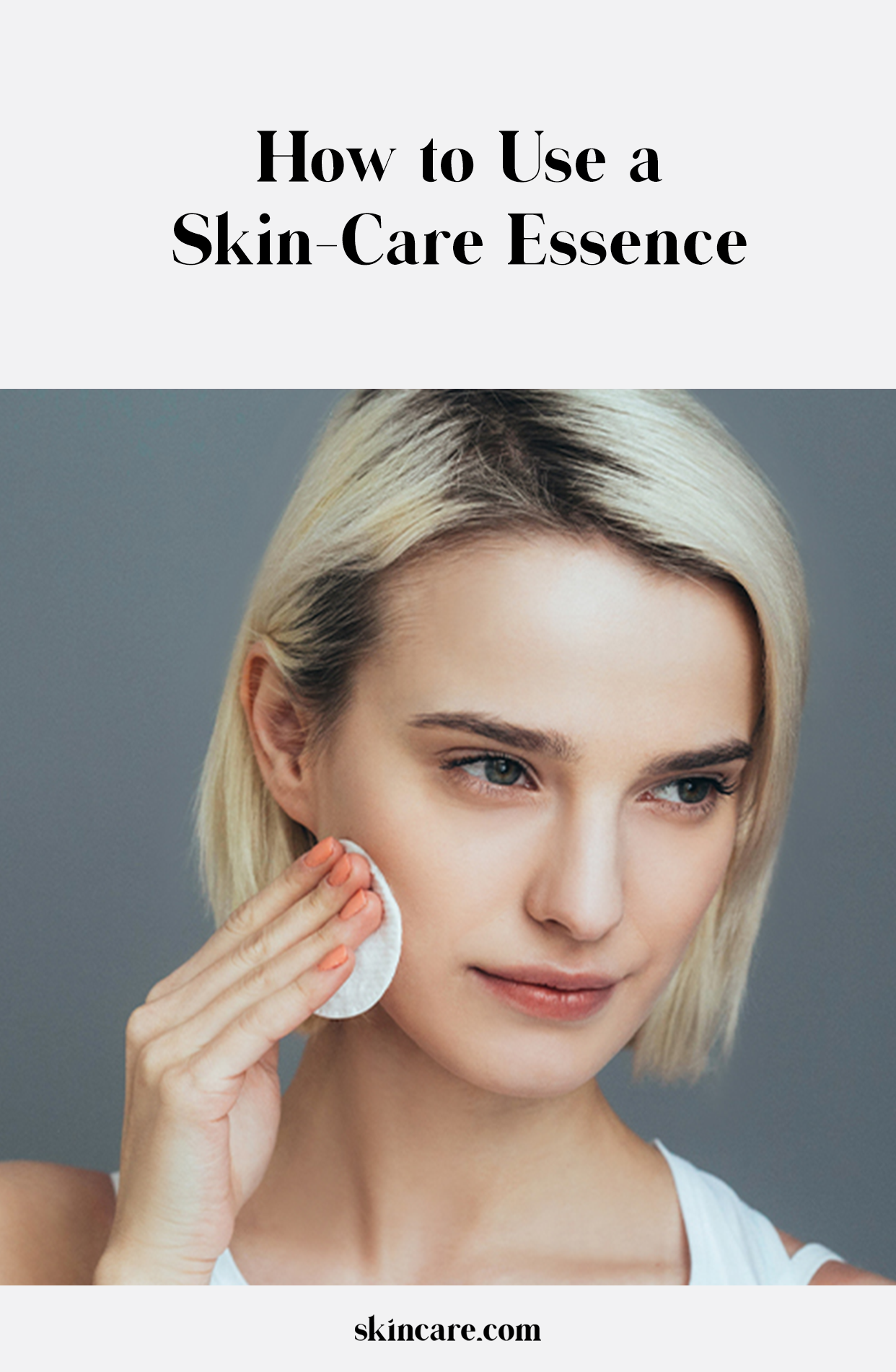 Upgrade Your Skin Care Routine By Adding A Facial Essence Ahead We Re Talking All About What Is An Skin Care Fall Skincare Routine Natural Skin Care Routine