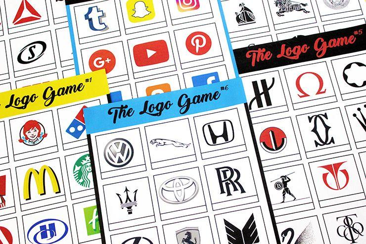 Printable Logo Quiz Game Logo quiz games, Game logo, Games