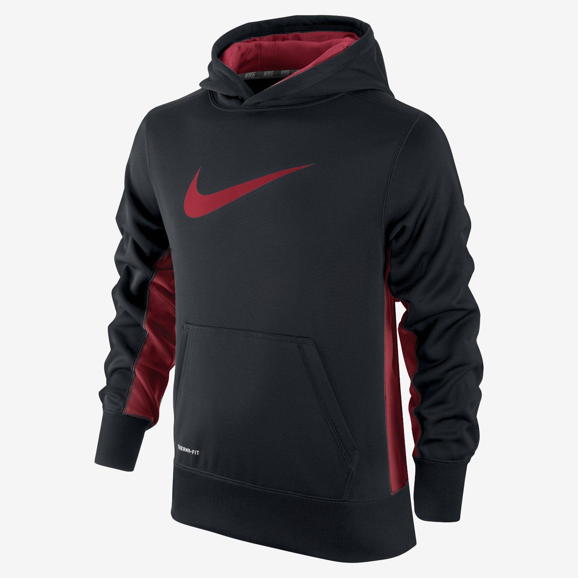 Nike Store. Nike KO 2.0 Pullover Boys' Training Hoodie