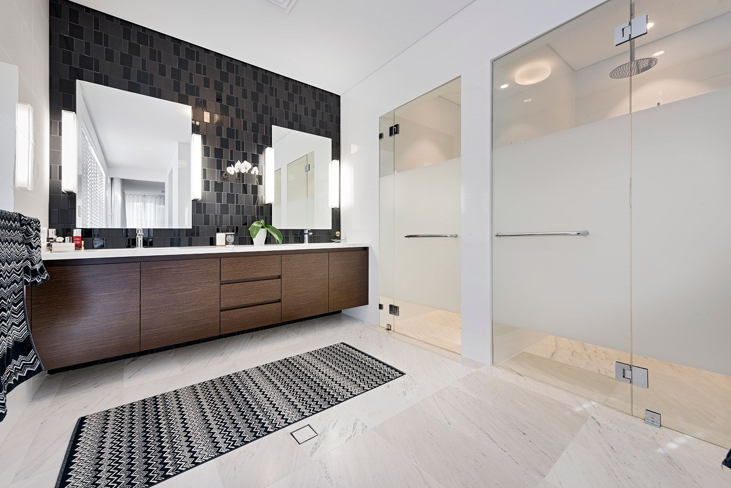 Single Storey Contemporary Design | Custom Home Perth | Webb & Brown ...