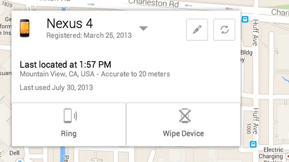 Lost Your Android Phone? Android Device Manager Will Find