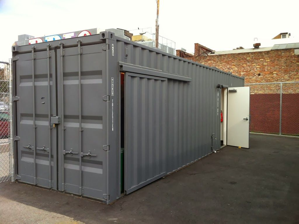Lanchonete Container Um Negocio Portatil 10 Cases Shipping Container House Plans Container House Plans Container House