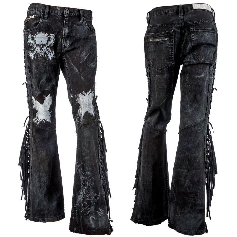 20bfe726 Custom Shop Gallery | Wornstar Clothing | Costumes. | Fringe pants ...