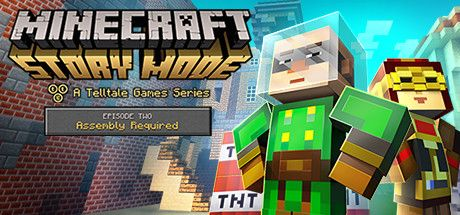 Minecraft Story Mode Episode 2 Free Download PC Game