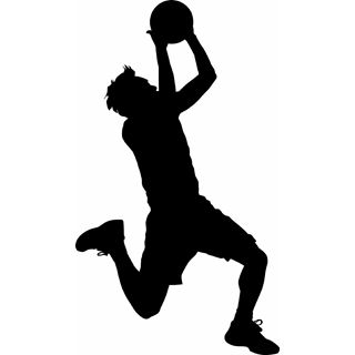 Basketball Player Clip Art Basketball Players Free Basketball Clip Art