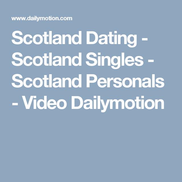 dating scotland singles