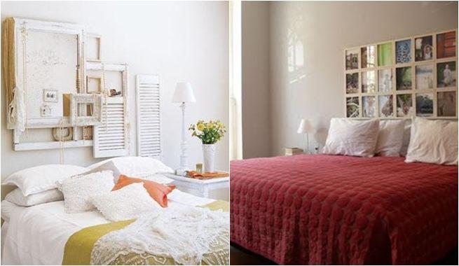 Ideas originales para cabeceros de camas cabeceros - Cabeceros de cama originales pintados ...