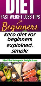 Photo of Keto-Diät für Anfänger erklärt. Einfache Gewichtsverlust Tipps sowie Getränke und Essen …