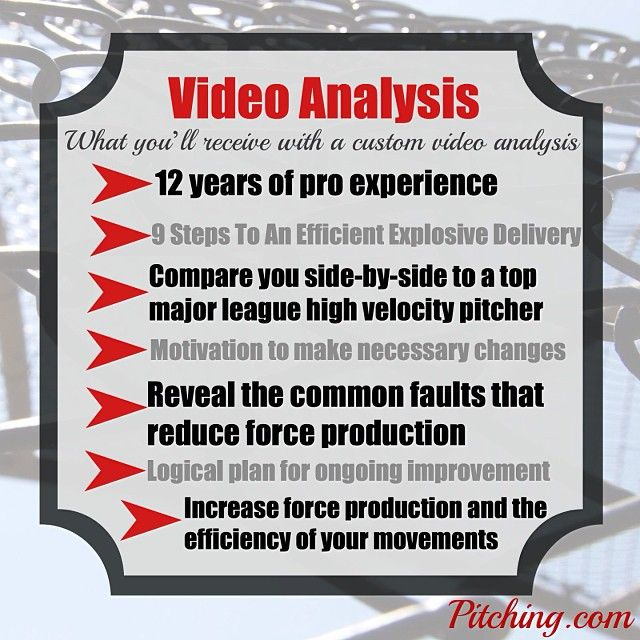 The number one secret to improving velocity #videoanalysis #pitch ...