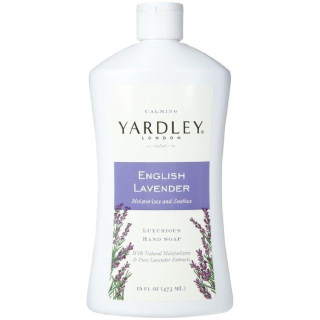 Yardley London Luxurious Hand Soap Refill, Flowering English