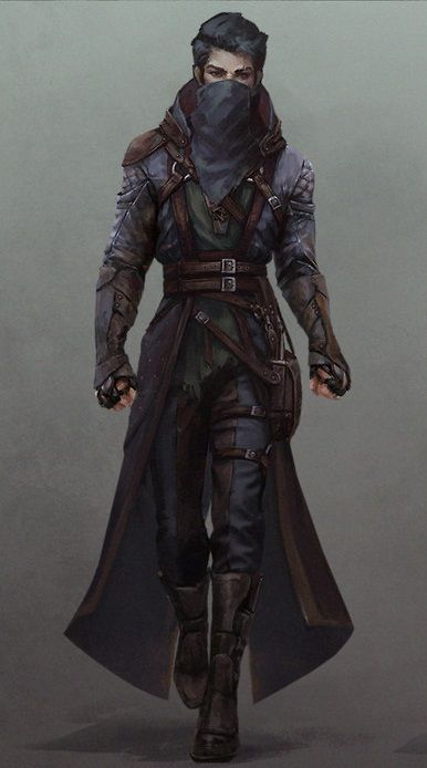 Male Outfit Inspiration Dungeons And Dragons Characters Fantasy Character Design Character Art
